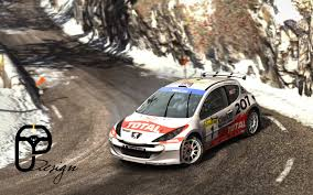 peugeot 206 rally livery peugeot 207 clarion racedepartment