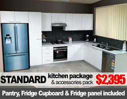 Kitchen Makeover Brisbane - budget kitchen renovation cheap kitchens renovation with