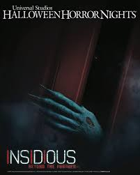 halloween horror nights 2015 theme hollywood insidious beyond the further coming to halloween horror nights