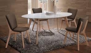 table de cuisine ovale table cuisine ovale table à manger avec rallonge newbalancesoldes