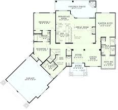 floor plans 2000 square floor plans 2000 square ranch one small house plans