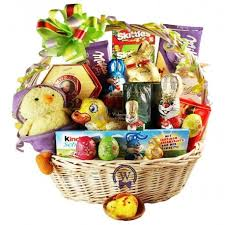 send easter gift basket greece croatia bulgaria romania italy ireland