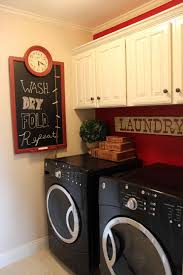 Country Laundry Room Decorating Ideas by For Your Tiny Laundry Room Hgtvus Decorating Laundry Country