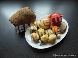 cuisiner l igname akpessi d igname ou de banane plat africain jeannette cuisine
