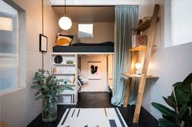 micro homes interior the shed project s affordable micro homes pop up in just one day