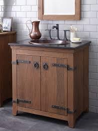 rustic bathroom sinks and vanities excellent rustic bathroom vanity farmhouse new york amelia cabinet