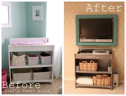 how much is a changing table 28 best changing table changed images on pinterest reclaimed