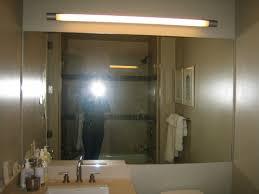 Above Mirror Bathroom Lights Above Mirror Lighting Bathrooms Bathroom Best For Vanity