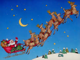 the physics of santa claus starts with a