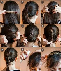 how to braid extensions into your own hair 2 ways to braid your hair with hair extensions for thin hair