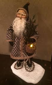 1055 best santa images on pinterest primitive santa father