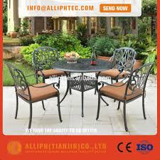 Cast Aluminum Furniture Manufacturers by Outdoor Cast Aluminum Patio Furniture Outdoor Cast Aluminum Patio