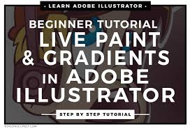 easy adobe illustrator tutorial using gradients jason secrest