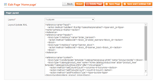 magento how to install sample content pages manually template