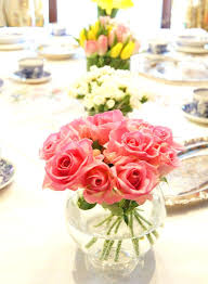 Vases For Floral Arrangements Dining Table Artificial Flower Arrangements Dining Room Table