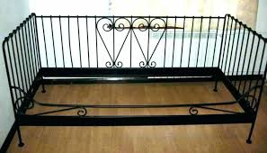 Ikea Metal Daybed Ikea Daybed Frame Iron Daybed Daybed Frame Tag Black Iron Daybed