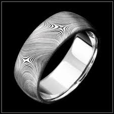 the jets wedding band 21 best his ring images on damascus steel wedding