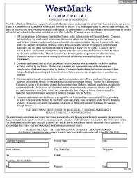 business broker engagement agreement to download in word u0026 pdf
