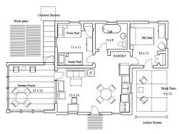 flooring commercial kitchen floor plan layout design and more
