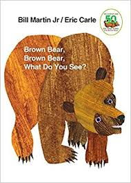 brown brown what do you see