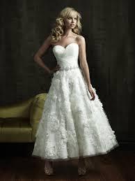 tea length wedding dress tyler living