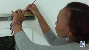 how to install ready made 25mm aluminium venetian blinds youtube
