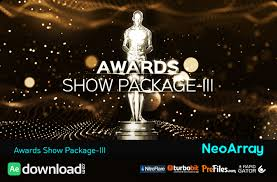 awards show package iii videohive project free download free