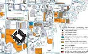 rutgers football parking map jason s osu beavers oregon state beavers gameday experience