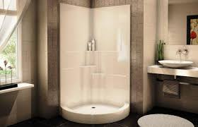 Shower Stalls For Small Bathrooms by Modern Corner Shower Stalls With Seat Ideas Of Inspiring Corner