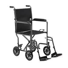 tracer transport chair 19 u2033 x 16 u2033 tran19fr manual wheelchair by