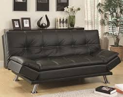 Chaise Sleeper Sofa Black Sleeper Sofa Modernmfy Deep Sofablack Sofas On Saleblack