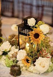 wedding flowers sunflowers sunflower wedding bouquets centerpieces mywedding