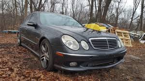 2003 mercedes benz e class cars for sale