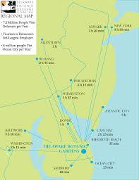 New York Botanical Garden Map by Our Ripple Effect U2014 Delaware Botanic Gardens