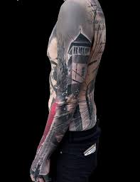 95 awesome examples of full sleeve tattoo ideas art and design