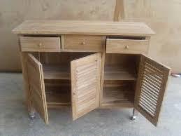 teak indoor outdoor furniture server cabinet drawers doors page