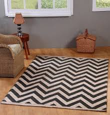 Pottery Barn Jute Rugs Amazon Com Chesapeake Jute Cotton Printed Area Rug 5 Feet By 7