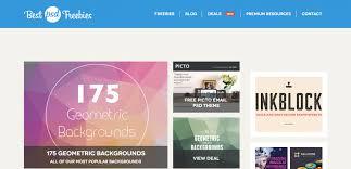 menu design resources 10 design resource websites to download free templates uikits