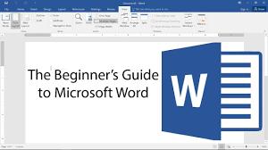 Tutorial Youtube Word | beginner s guide to microsoft word 2017 tutorial youtube
