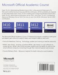 exam 70 411 administering windows server 2012 microsoft official
