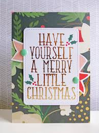 yourself a merry card lights