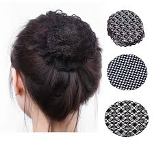 hair nets for buns aliexpress buy black hair bun net invisible e crochet mesh