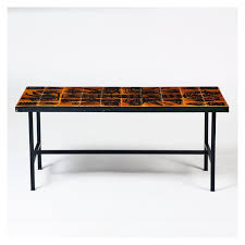 tile top coffee table vintage coffee table with ceramic tile top the conran shop
