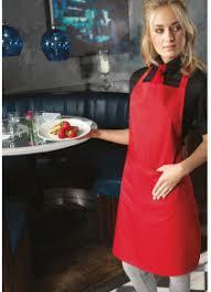 tablier de cuisine professionnel personnalisé tablier professionnel personnalisé ibrode pro