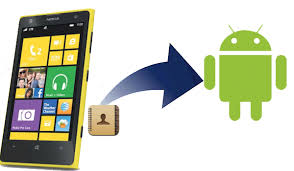 get contacts from android three ways to transfer contacts from windows phone to android