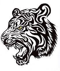 tribal tiger designs best design