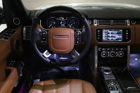 range rover interior 2017 awesome black range rover with tan interior style home design