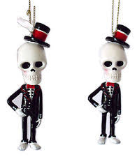 day of the dead ornaments ebay
