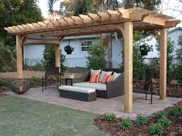 backyard pergola kits home outdoor decoration