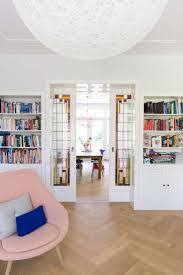Altra Bookcase With Sliding Glass Doors by Best 25 Sliding Door Bookcase Ideas On Pinterest